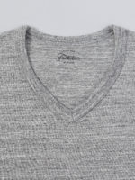 Tシャツ杢グレーV